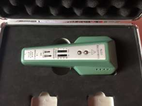 Hearing test machine