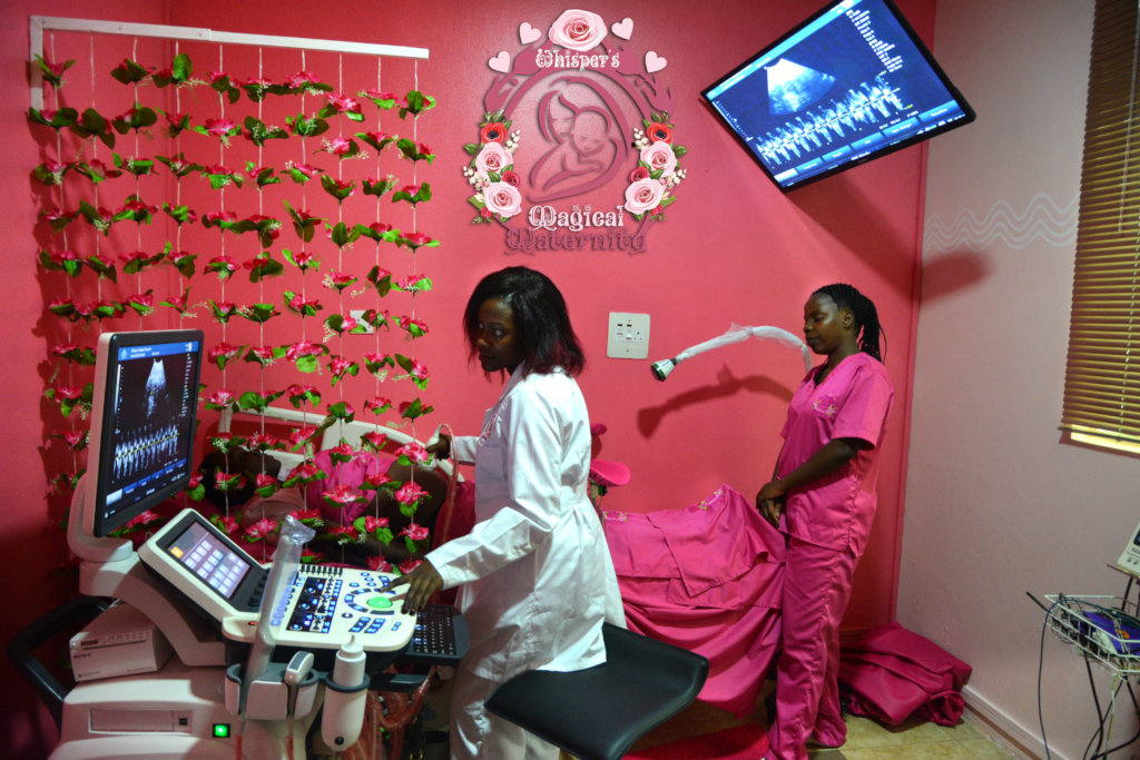 Stop Ugandan women & children dying at childbirth