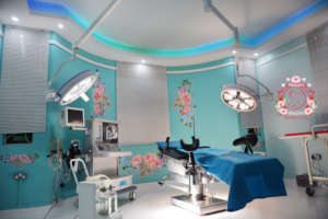 Our new operation theatre for C-section deliveries