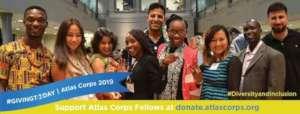 Atlas Corps: Empower Women Globally (#GivingToday)