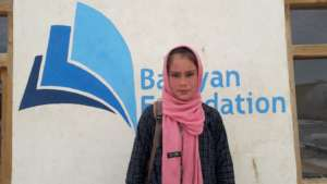 Our student at Rahnaward
