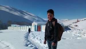 Mosa - Student at Rahnaward School