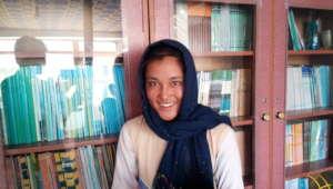 Ruqia - Student at Rahnaward