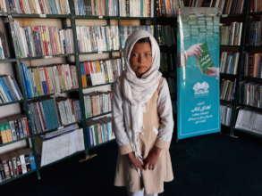 Sabira, Rahnaward Student
