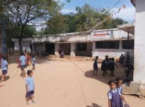 A School With No Toilet