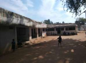 Build Toilets in a Government Primary School