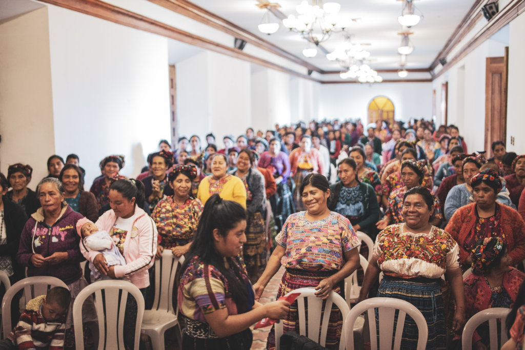 Opportunities & Hope for Guatemalan Maya Women