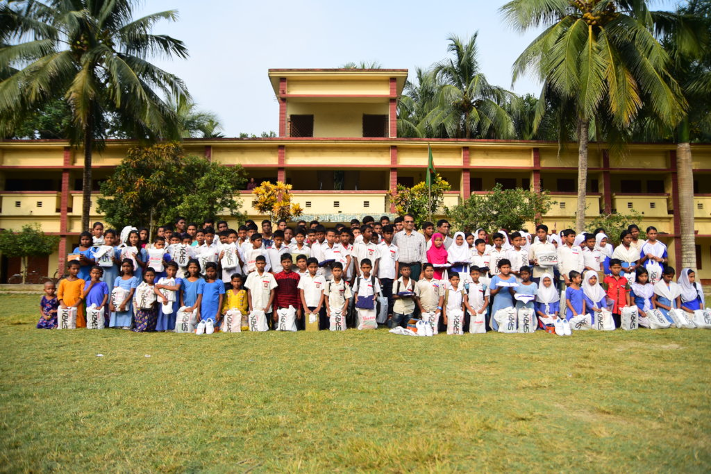 Educare for 150 underprivileged children