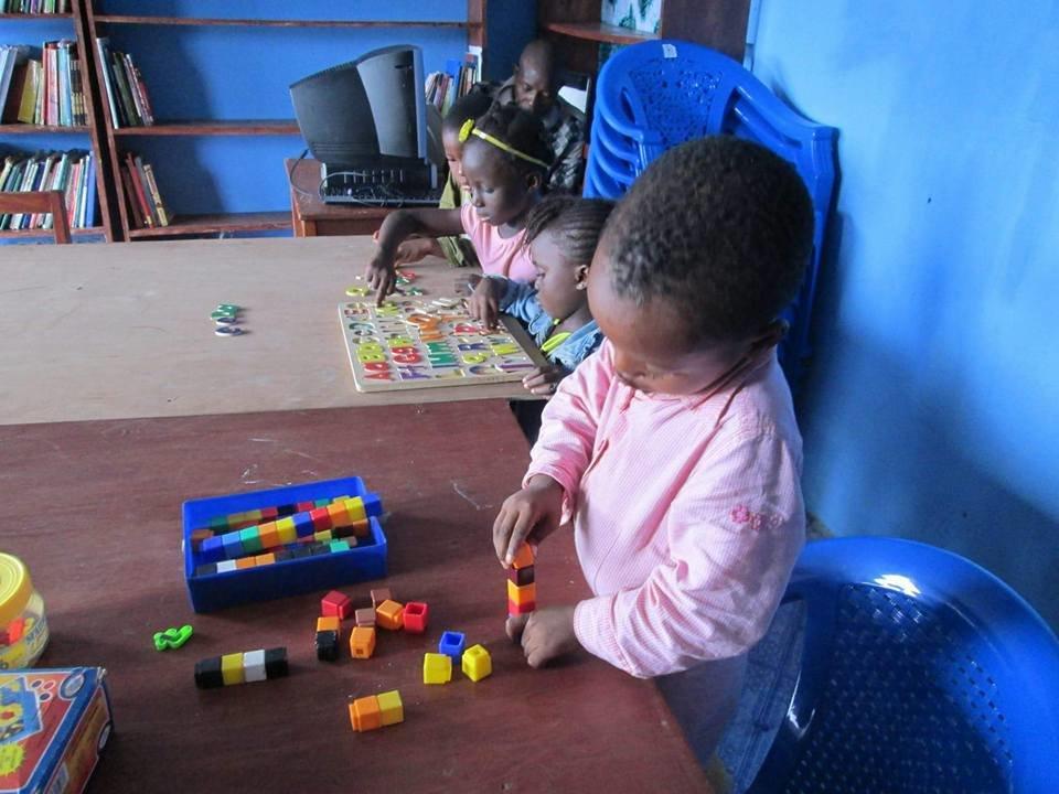 Constructing WCC Academy