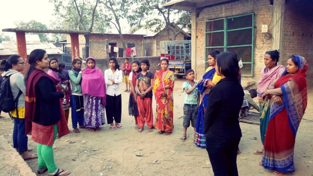 Enable young Girls through Life Skills and Sports