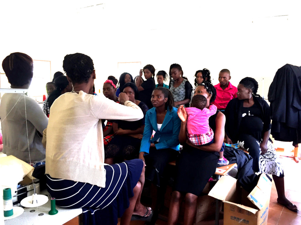 SWATT-TEAM: sexual violence responders in Zimbabwe