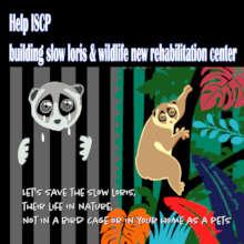 Help ISCP building Loris & new wildlife rehab cent