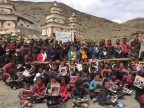 Open School Day at Tsharka School