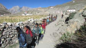 Heading back to school