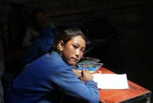 Tsharka Tibetan Elementary School, Dolpo, Nepal