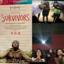 Survivors @ the Shanghai International Film Fest