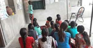 Educating Girls Child with ''Pathshala'' !!