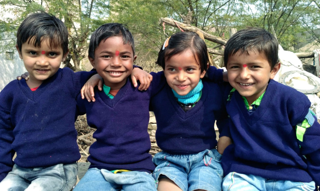 Educate Children in Rural India