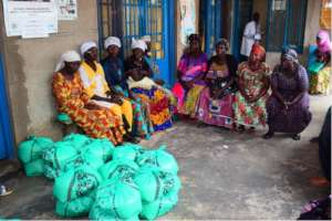 Support to HIV+ Women affected by flooding,