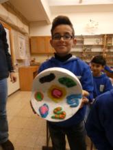 Children artist!