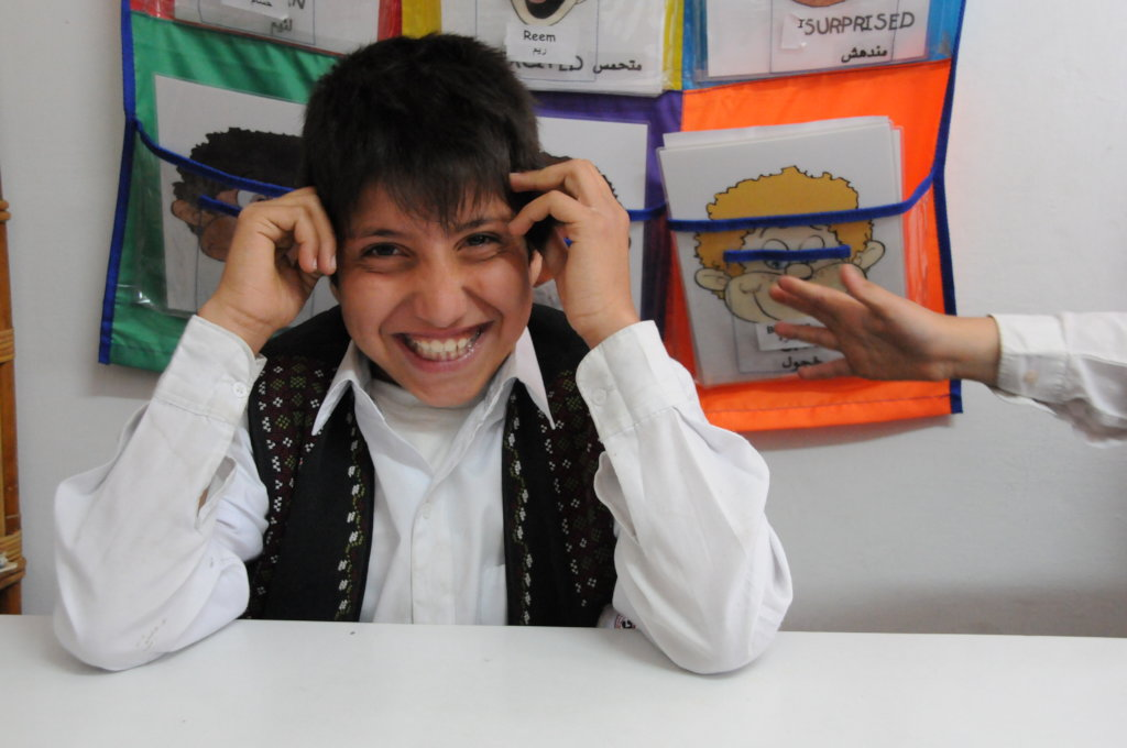Let's support 20 kids with hearing disabilities