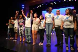 POPS Artists Take a Bow