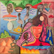 """""""Confusing Journey"""" by Nicole B."""