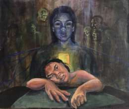 JannaRae, Ancestors, from Dream Catchers