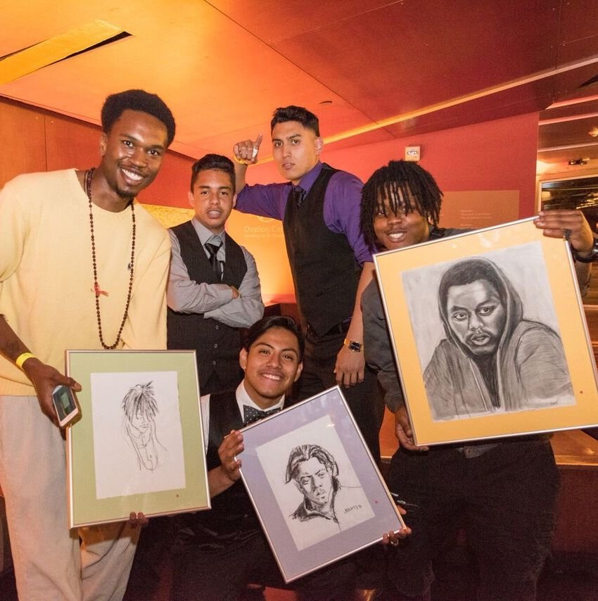 Transform teens who have family in prison