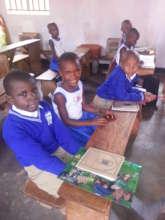 Grace at school
