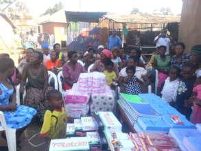 Help 36 needy Children go to school in Uganda 2018
