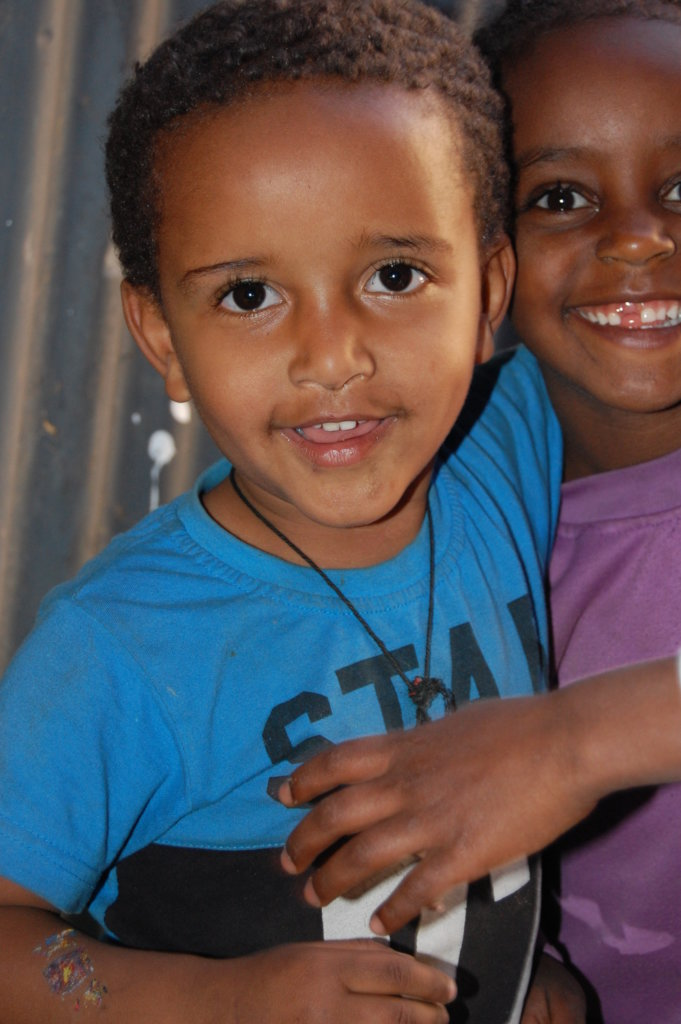 Flowers in bloom: support 40 abused kids, Ethiopia