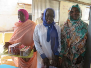 Presentation ceremony to our Village Midwives