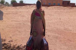 Blankets Raise a Woman's Status