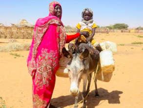 Donkeys Empower Women!