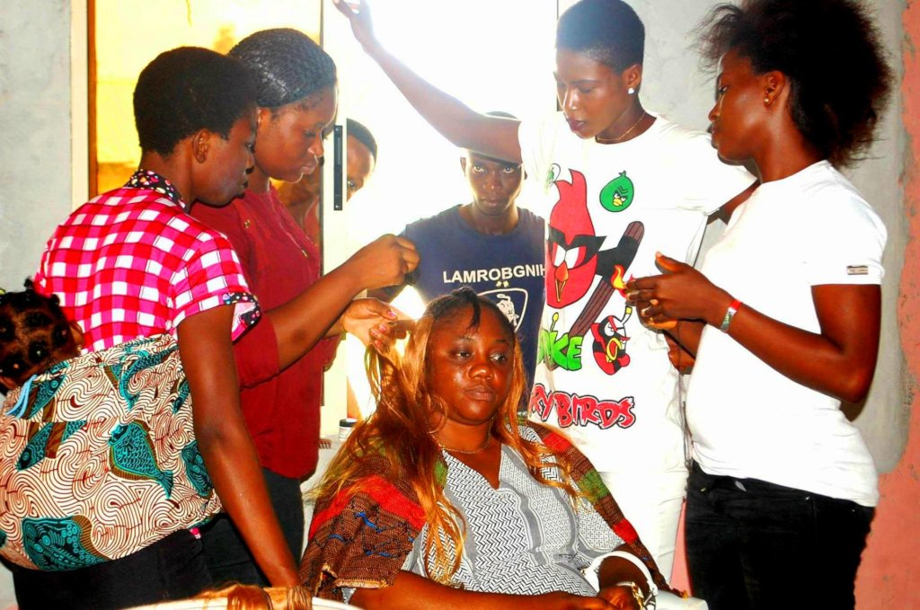TRAIN 200 NIGERIAN YOUTHS TO BE SELF-RELIANT