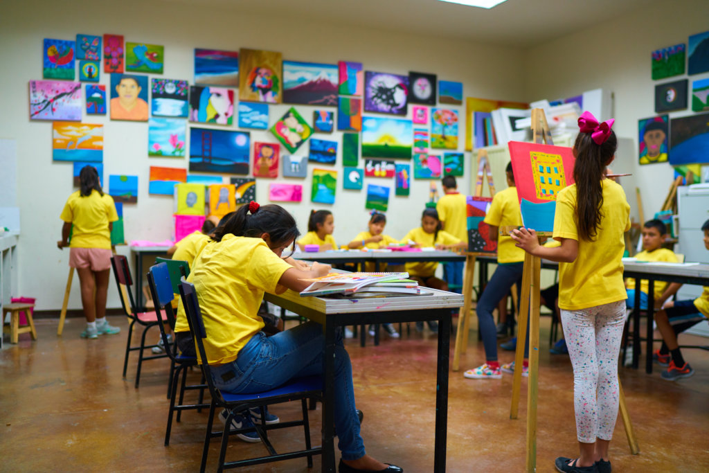 Provide Help for Children and Teenagers in Mexico