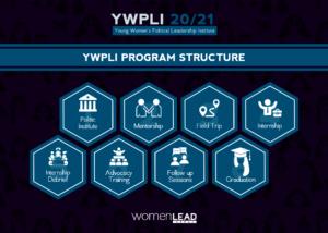 YWPLI 2020 Program Structure