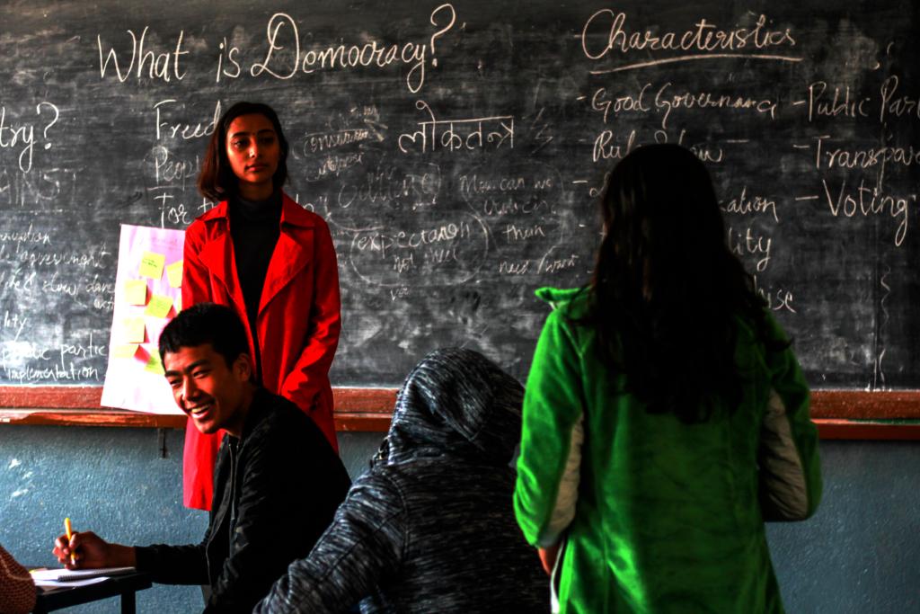 Girls Wanna Run! Training Nepal's Generation Next!