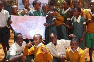Notes highlighted by murema pupils after sessions