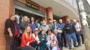Expats visiting Kallpa Warmi