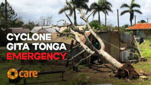 Cyclone Gita Emergency Appeal for Tonga