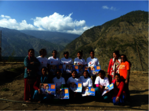 The Kalikot Ambassadors of Women's Health