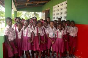 Increasing girls' access to education @ 25 schools