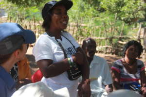A survivor of child slavery shares her story.