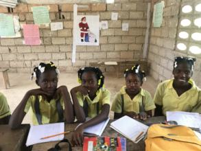 Ensuring girls have equal access to good schools.