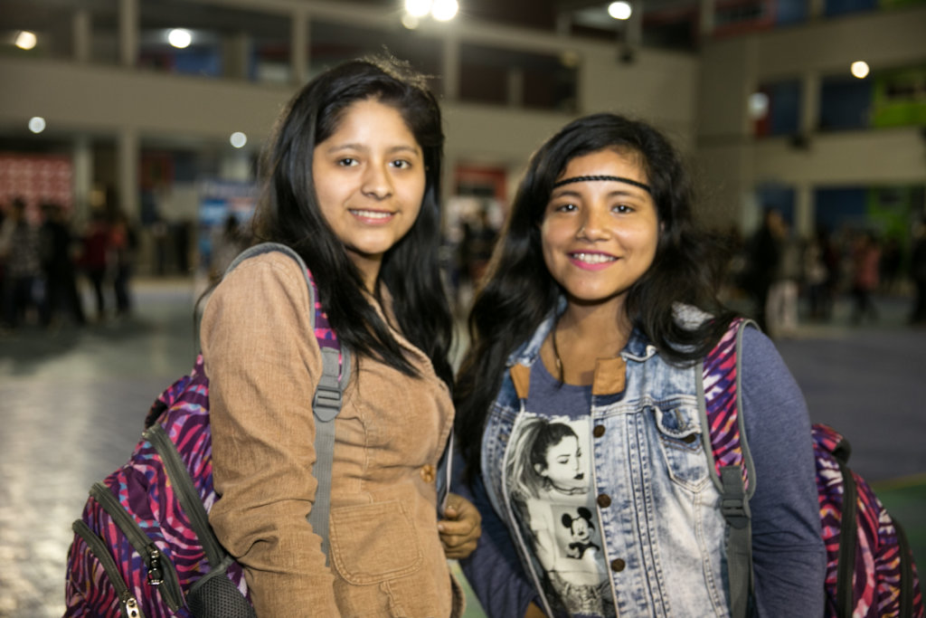 Empowering at-risk Teenage Girls in Peru