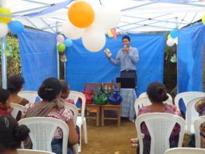 Inauguration of Eco-Store #1- Presentation