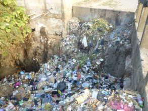 Clandestine Garbage Dump Site