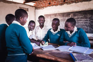 Change through education is crucial for girls